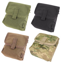 Condor MA2 Molle Tactical Ammo Dump Pouch- OD Green/ Black/ Tan/ Coyote Brown/ MultiCam