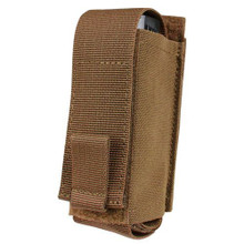 Condor MA78 Tactical Molle OC Pepper Spray Pouch Fits MK3 MK4- OD Green/ Black/ Tan/ Coyote Brown