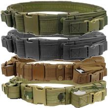 Condor TB Tactical Belt- OD Green/ Black/ MultiCam/ Coyote Brown