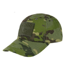 Condor TC-020 Tactical Cap Operator Shooter SWAT Military Hat - MultiCam Tropic