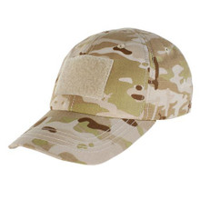 Condor TC-022 Tactical Cap Operator Shooter SWAT Military Hat - MultiCam Arid