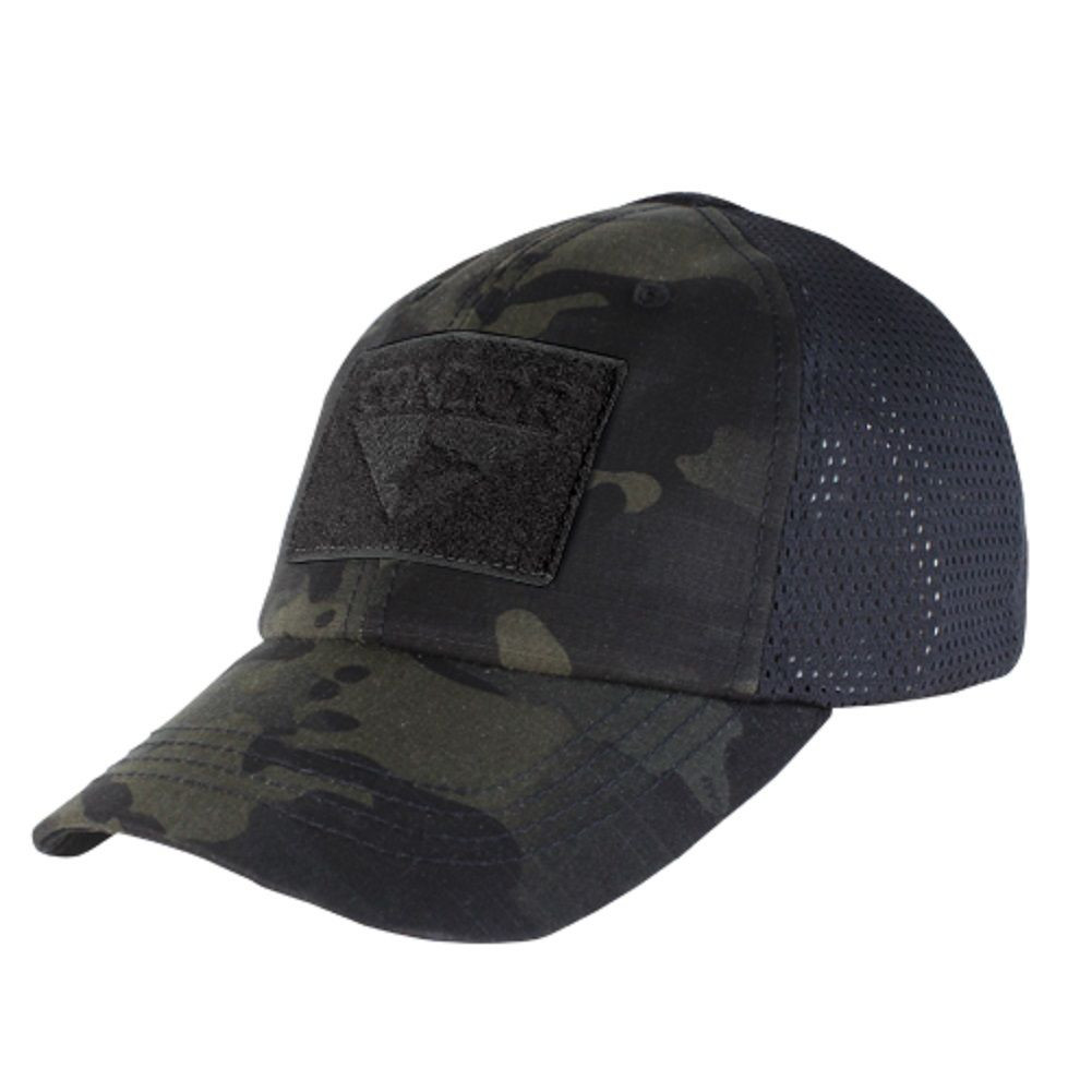... Mesh Tactical Cap Operator Contractor Shooter Hat -Multicam Black.  Price   11.95. Image 1 437a3a5a5590