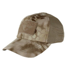 Condor TCM-024 Mesh Tactical Cap Operator Contractor Shooter Hat -Kryptek Nomad