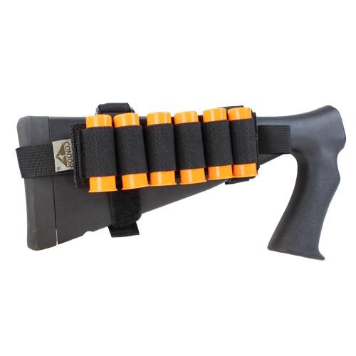 Condor US1025-002 Tactical Shotgun Reload Strip 6 rounds Hunting Black