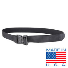 Condor US1056-002 GT Cobra Belt Semi Rigid Austri Alpine – Black