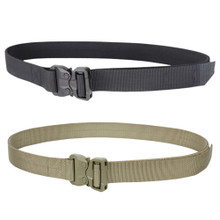 Condor US1056 GT Cobra Belt - Black/ Coyote Tan