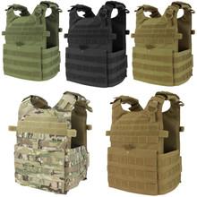 Condor 201039 Tactical MOLLE Gunner Lightweight Plate Carrier Vest- OD Green/ Black/ Tan/ MultiCam/ Coyote Brown