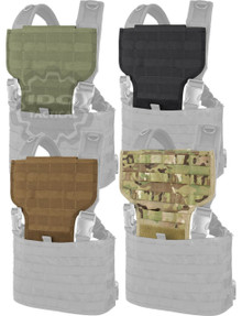 Condor 221036 Molle MCR Bib Integration Kit Only Fits MCR4, MCR5, MCR6- OD Green/ Black/ MultiCam/ Coyote Brown