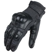 Condor HK251 Syncro Tactical Gloves Touch Screen Friendly- Black/ Tan