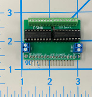 CSNK Version 2.1 with Right Angle Input and Screw Terminal Output