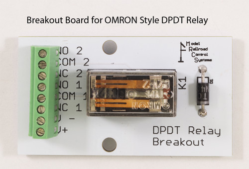 Board Assembled and Tested with 12V relay