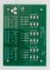 Train Order Board Controller component side, Bare board