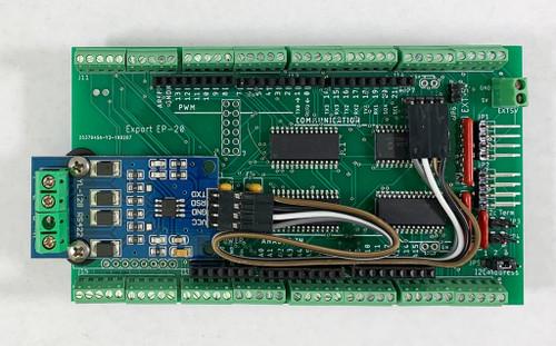MegaNode 64 line Expander with CMRInet interface
