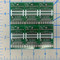 Molex to 3.5mm Break Out Board with resistor pads, bare board, panel of 6, bottom