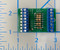 3.5 to 3.5mm Break Out Board with resistor pads, with user-installed limiting resistors