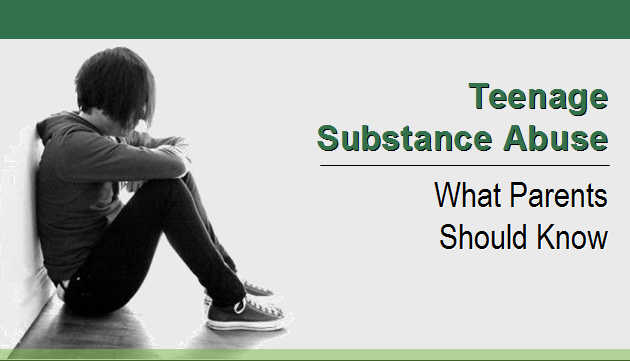 Teen Substance Abuse Training for DOT Supervisors Can Help