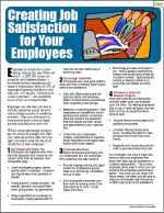 E099 Creating Job Satisfaction for Employees (supervisor)