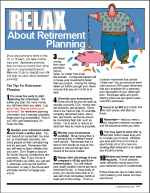 E100 Relax about Retirement Planning
