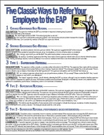 Image for Five Ways to Refer an Employee to the EAP