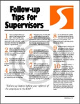 Image for Follow-up Tips for Supervisors
