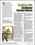 Image for Dealing with Customer Service Stress