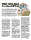 Image for Disciplined at Work