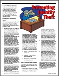 Image for Preventing Identity Theft