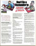 E134 Don't Be a Bystander to Abuse at Work