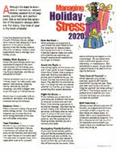 E142 Managing Holiday Stress Change date—use forever