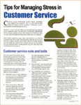 E152 Managing Customer Service Stress