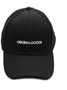 Original Goods ! Ball cap. Cotton in Black . Available in White - See White