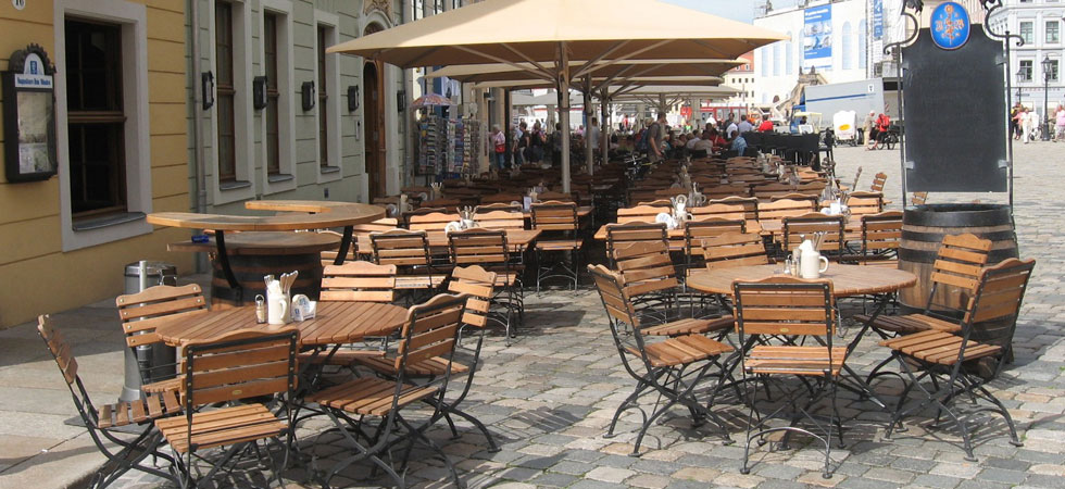 Folding Chairs and Tables with wood and iron