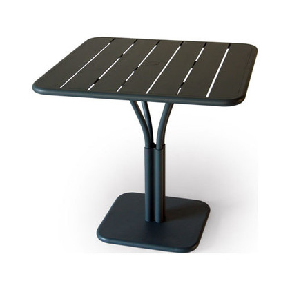 """The Luxembourg 32"""" square table."""
