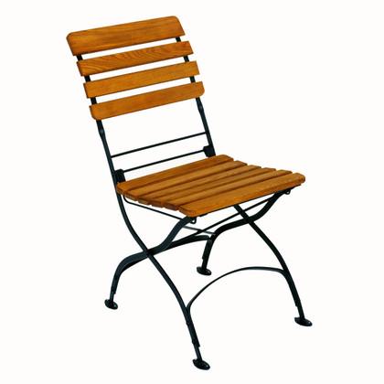 European Folding Side chair