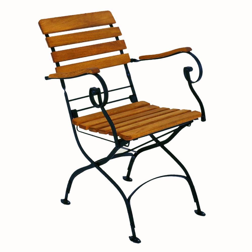 Haste Garden Rebecca folding armchair