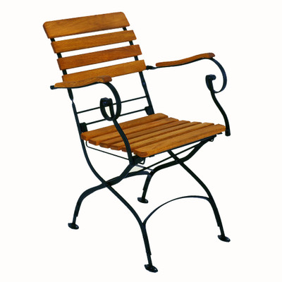 Rebecca Folding Arm Chair
