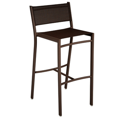 Russet Costa High Stool
