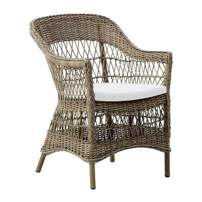 Charlot Chair with Cushion