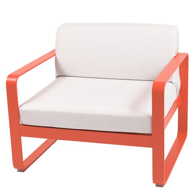 Fermob Bellevie Arm Chair in Capucine