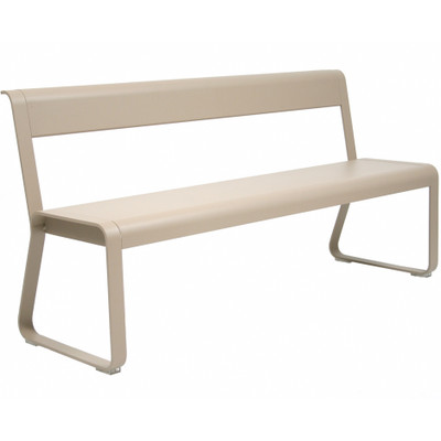 Bellevie Bench - Nutmeg