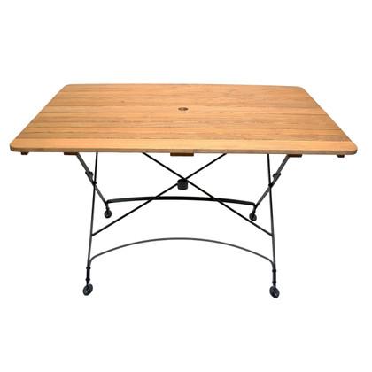 Rebecca Rectangle folding table