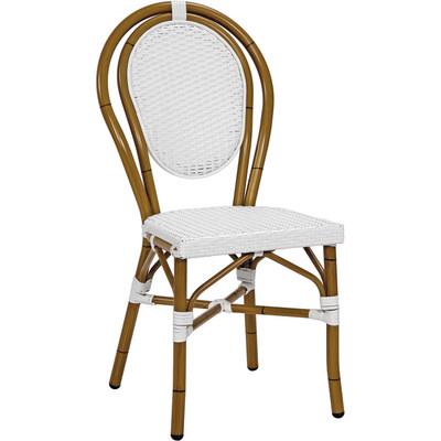Paris Side Chair - White