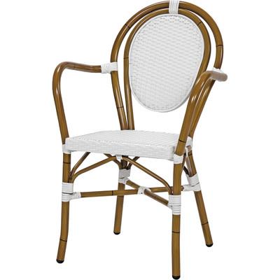 Paris Armchair - White