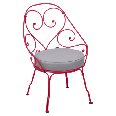 Cabriolet Arm Chair