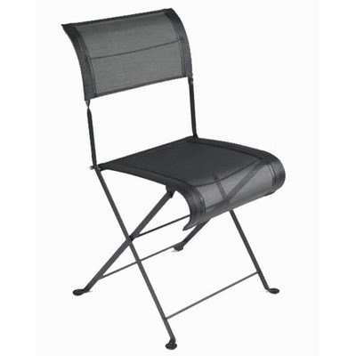 Fermob Dune Folding Side Chairs- Set of 2