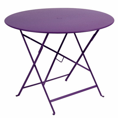 "Bistro 38"" folding table."