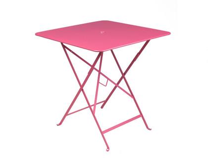 Fuchsia Square Folding Table