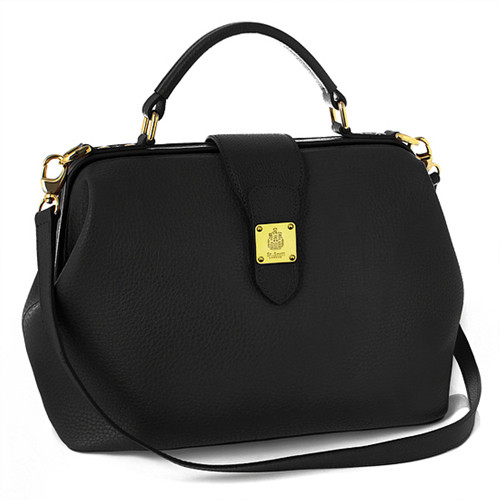 [SAINT SCOTT] Rachel Doctor Bag - Black