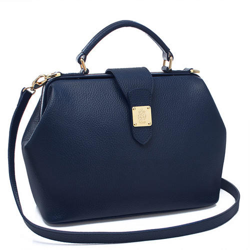 [SAINT SCOTT] Rachel Doctor Bag - Navy Blue