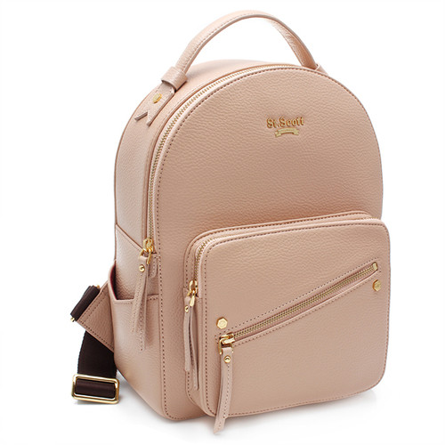 [SAINT SCOTT] Connie Backpack - Smoky Rose